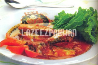 Fish Sauce Recipe on Fish In Hot Sauce This Is Delicious And Warming Dish And Mostly Eaten