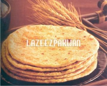 Chef zakir qureshi recipes lazeezpakwan shahi paratha shahi paratha is easy ccuart Images