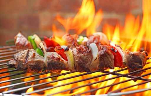 Barbecues and grilling recipes for Food for bar b q